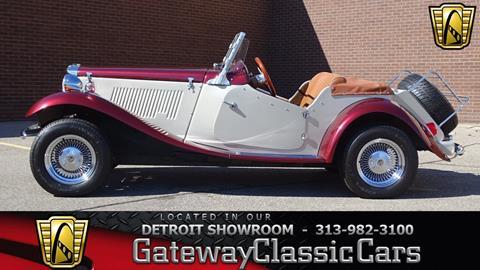 1952 MG TD for sale in O Fallon, IL