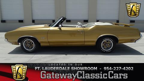 1970 Oldsmobile Cutlass for sale in O Fallon, IL
