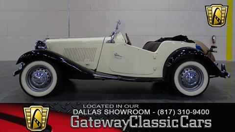 1953 MG TD for sale in O Fallon, IL