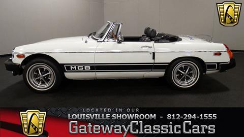 1977 MG MGB for sale in O Fallon, IL