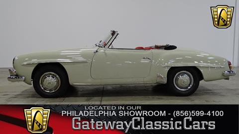 1961 mercedes benz 190 class for sale carsforsale 1961 mercedes benz 190 class for sale in o fallon il sciox Gallery