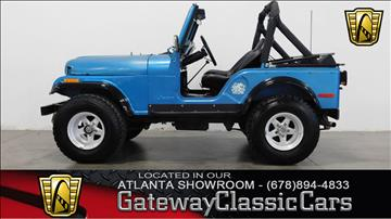 1978 Jeep CJ-5 for sale in O Fallon, IL