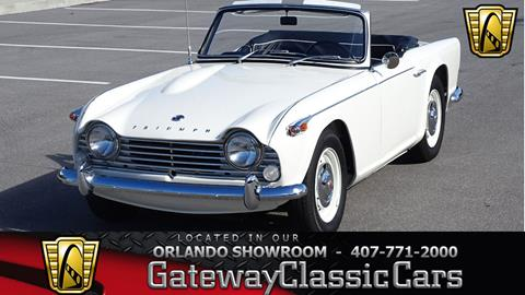 1966 Triumph TR4 for sale in O Fallon, IL