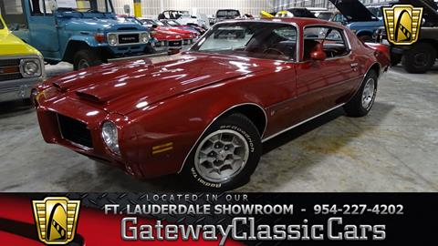 1973 Pontiac Firebird for sale in O Fallon, IL