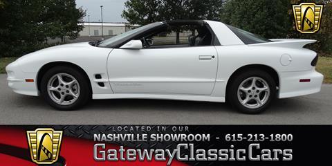 1998 Pontiac Firebird for sale in O Fallon, IL