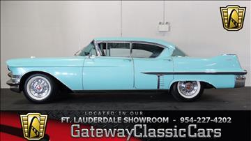 1957 Cadillac Series 62 for sale in O Fallon, IL