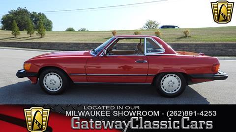 1988 Mercedes-Benz 560-Class for sale in O Fallon, IL