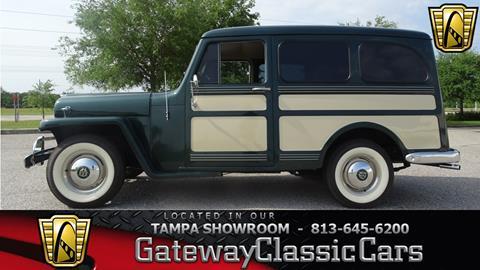 1952 Willys Sedan for sale in O Fallon, IL