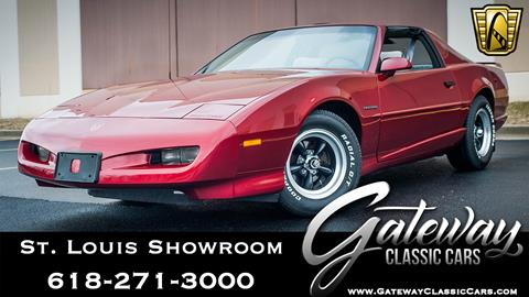 1991 Pontiac Firebird for sale in O Fallon, IL