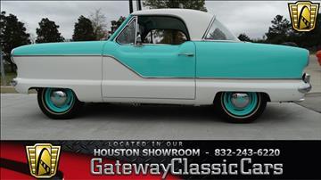 1960 Nash Metropolitan for sale in O Fallon, IL
