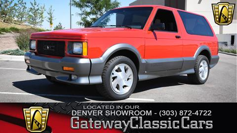 1992 GMC Typhoon for sale in O Fallon, IL