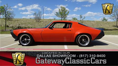 1973 Chevrolet Camaro For Sale Carsforsale Com