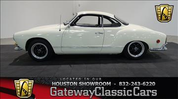 1968 Volkswagen Karmann Ghia for sale in O Fallon, IL