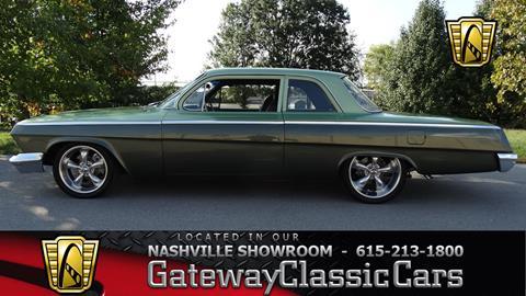 1962 Chevrolet Bel Air For Sale In O Fallon, IL