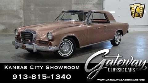 1963 Studebaker Gran Turismo for sale in O Fallon, IL