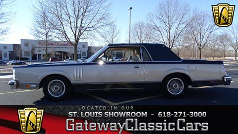 1981 Lincoln Mark VI For Sale In O Fallon, IL