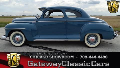 1947 Plymouth Deluxe for sale in O Fallon, IL