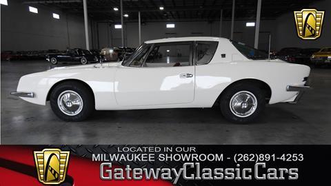1963 Studebaker Avanti for sale in O Fallon, IL