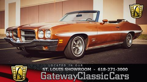 1972 Pontiac Le Mans for sale in O Fallon, IL