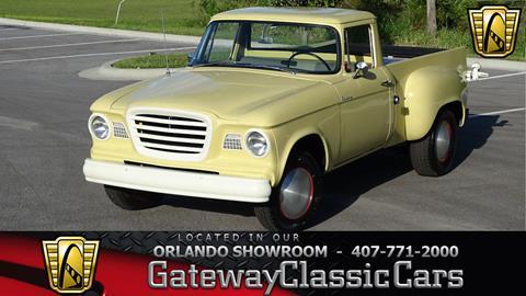 1960 Studebaker Champion for sale in O Fallon, IL