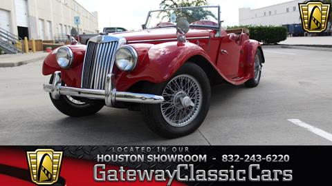 1954 MG TF for sale in O Fallon, IL