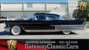 1958 Cadillac Fleetwood for sale in O Fallon, IL