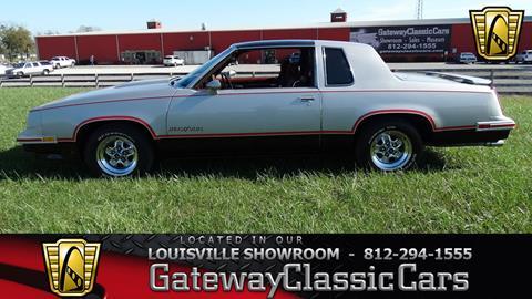 1984 Oldsmobile Cutlass Calais for sale in O Fallon, IL