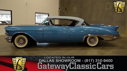 1957 Cadillac Eldorado For Sale Carsforsale Com