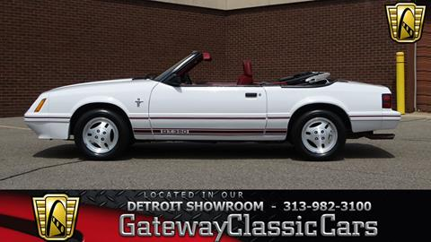 1984 Ford Mustang for sale in O Fallon, IL
