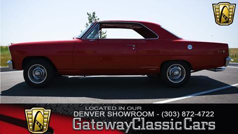 1966 Chevrolet Nova for sale in O Fallon, IL