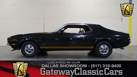 1972 Ford Mustang For Sale In O Fallon Il