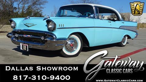 1957 Chevrolet Bel Air For Sale Carsforsale