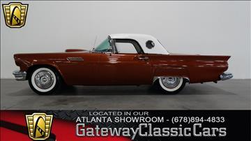 1957 Ford Thunderbird for sale in O Fallon, IL