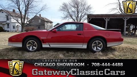 1985 pontiac firebird for sale. Black Bedroom Furniture Sets. Home Design Ideas