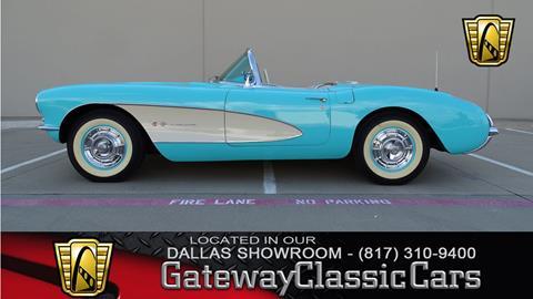 1957 Chevrolet Corvette for sale in O Fallon, IL
