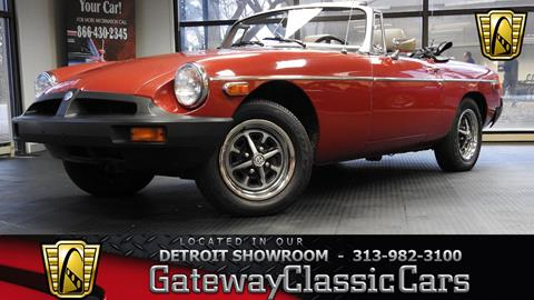 1979 MG MGB for sale in O Fallon, IL