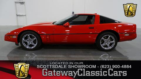 1990 Chevrolet Corvette for sale in O Fallon, IL