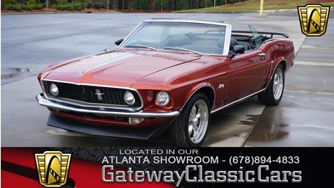 1969 Ford Mustang For Sale In O Fallon IL