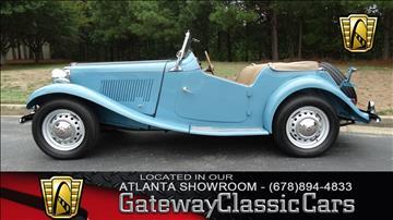 1950 MG TD for sale in O Fallon, IL