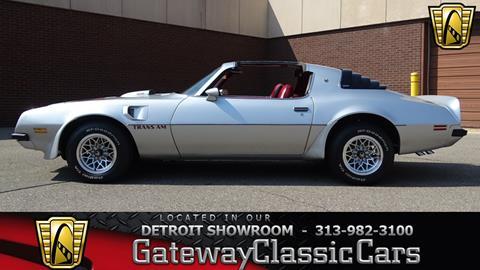 1975 Pontiac Trans Am for sale in O Fallon, IL