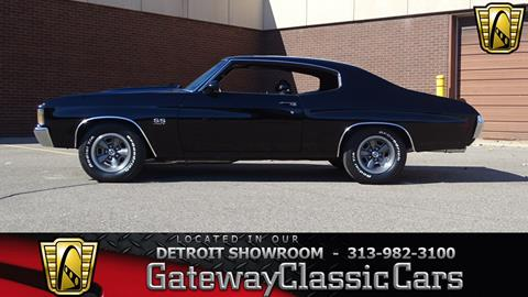 1972 Chevrolet Chevelle for sale in O Fallon, IL