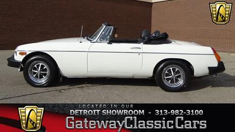 1976 MG MGB for sale in O Fallon, IL