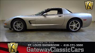2000 chevrolet corvette for sale. Black Bedroom Furniture Sets. Home Design Ideas