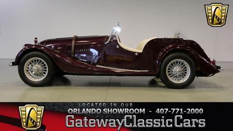 1958 Morgan Plus 4 for sale in O Fallon, IL