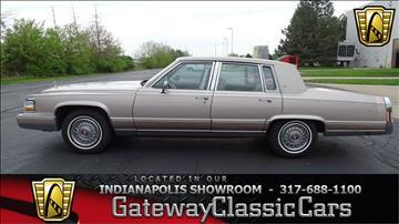 1992 Cadillac Brougham for sale in O Fallon, IL