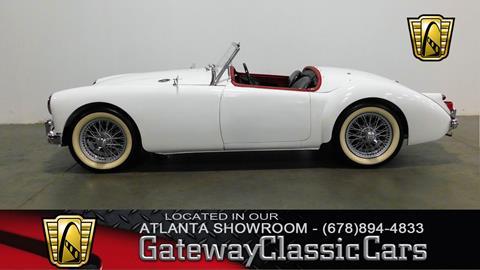 1961 MG MGA for sale in O Fallon, IL