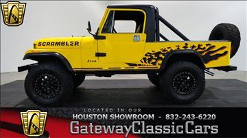1985 Jeep Scrambler for sale in O Fallon, IL
