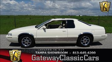 Worksheet. Cadillac Eldorado For Sale  Carsforsalecom