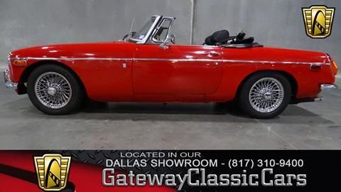 1972 MG MGB for sale in O Fallon, IL