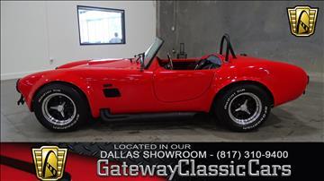 1966 Shelby Cobra for sale in O Fallon, IL